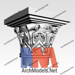 gypsum-column_00017-3d-max-model