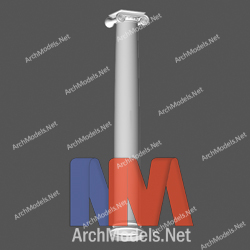gypsum-column_00018-3d-max-model