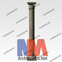 gypsum-column_00019-3d-max-model