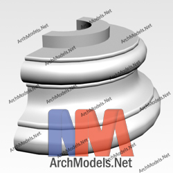 gypsum-column_00021-3d-max-model