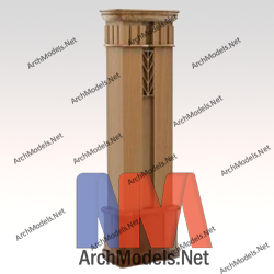 gypsum-column_00023-3d-max-model