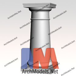gypsum-column_00024-3d-max-model