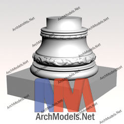 gypsum-column_00025-3d-max-model