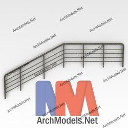 handrail_00005-3d-max-model