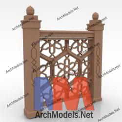 handrail_00008-3d-max-model