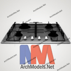 kitchen-appliance_00016-3d-max-model