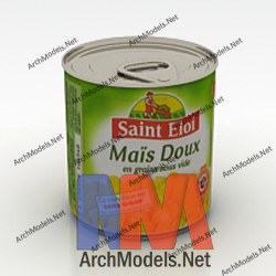kitchenware_00007-3d-max-model
