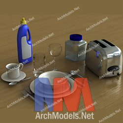 kitchenware_00009-3d-max-model