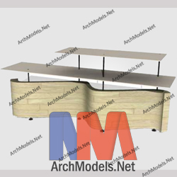 office-counter_00001-3d-max-model