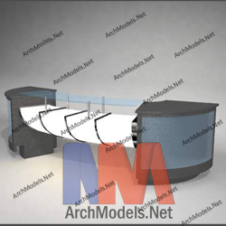 office-counter_00006-3d-max-model