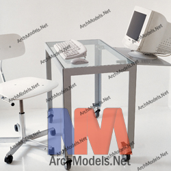 office-desk_00008-3d-max-model