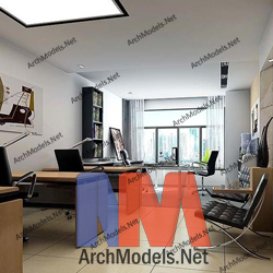 office-scene_00001-3d-max-model