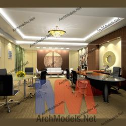 office-scene_00004-3d-max-model
