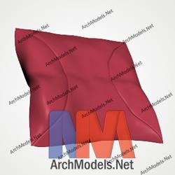 pillow_00001-3d-max-model
