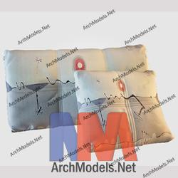 pillow_00009-3d-max-model