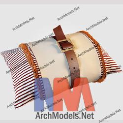 pillow_00011-3d-max-model