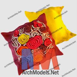 pillow_00013-3d-max-model