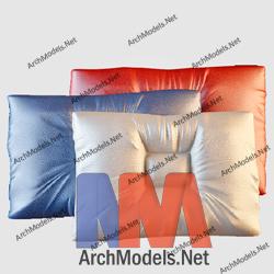 pillow_00022-3d-max-model