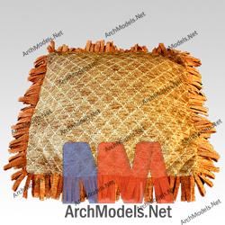 pillow_00026-3d-max-model