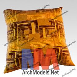 pillow_00027-3d-max-model