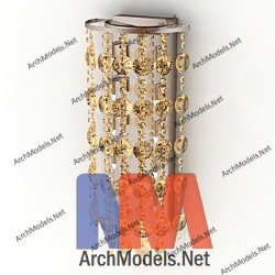 sconce_00001-3d-max-model