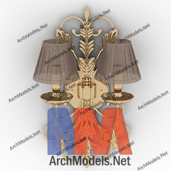 sconce_00002-3d-max-model