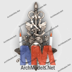 sconce_00005-3d-max-model