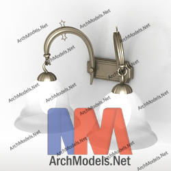 sconce_00007-3d-max-model