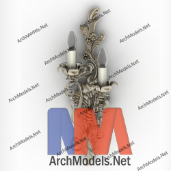 sconce_00008-3d-max-model