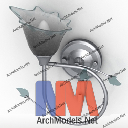 sconce_00009-3d-max-model