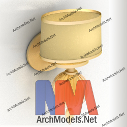 sconce_00010-3d-max-model