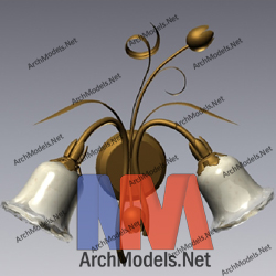 sconce_00016-3d-max-model