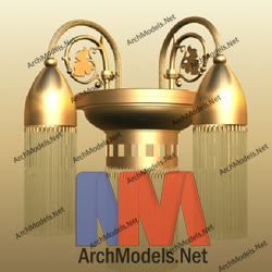 sconce_00017-3d-max-model