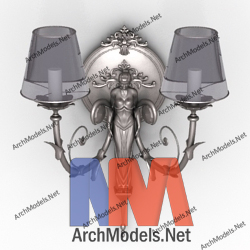 sconce_00020-3d-max-model