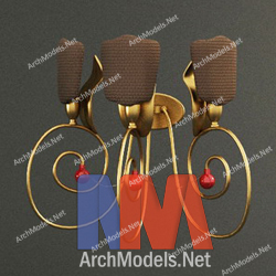 sconce_00021-3d-max-model