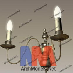 sconce_00029-3d-max-model