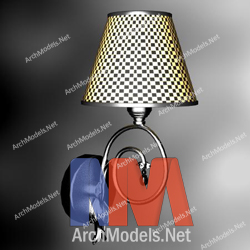 sconce_00030-3d-max-model