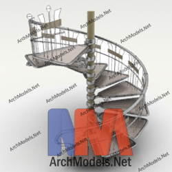 stairs_00002-3d-max-model