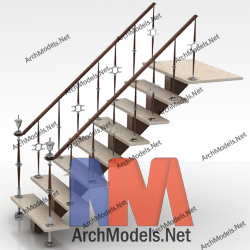 stairs_00003-3d-max-model