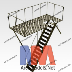 stairs_00006-3d-max-model