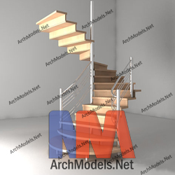 stairs_00007-3d-max-model