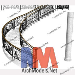 stairs_00011-3d-max-model