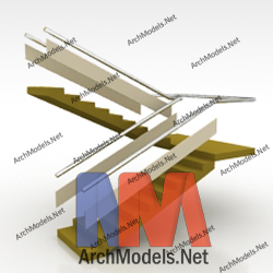 stairs_00012-3d-max-model