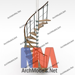 stairs_00013-3d-max-model