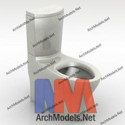 toilet_00002-3d-max-model