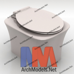 toilet_00003-3d-max-model