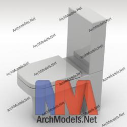 toilet_00004-3d-max-model