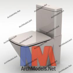 toilet_00007-3d-max-model