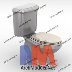 toilet_00008-3d-max-model