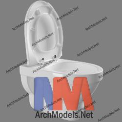 toilet_00013-3d-max-model